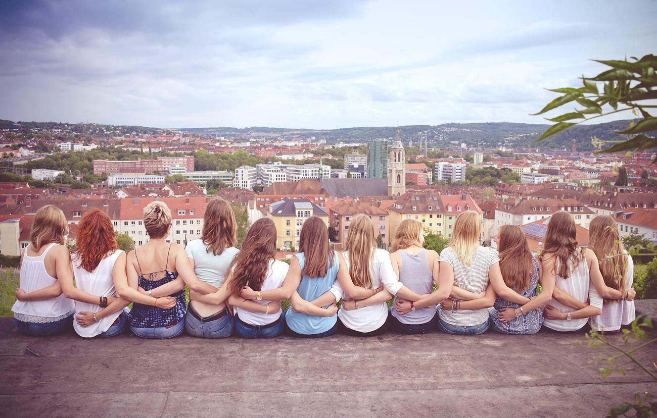 junggesellinnenabschied Würzburg
