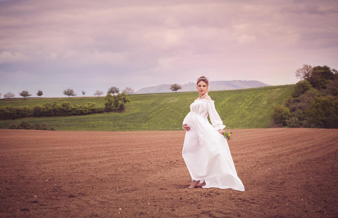Schwangerschaft Fotoshooting in Würzburg