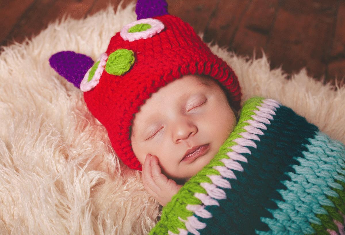 Newborn Baby professionelle Fotografin Katharina Trutzl