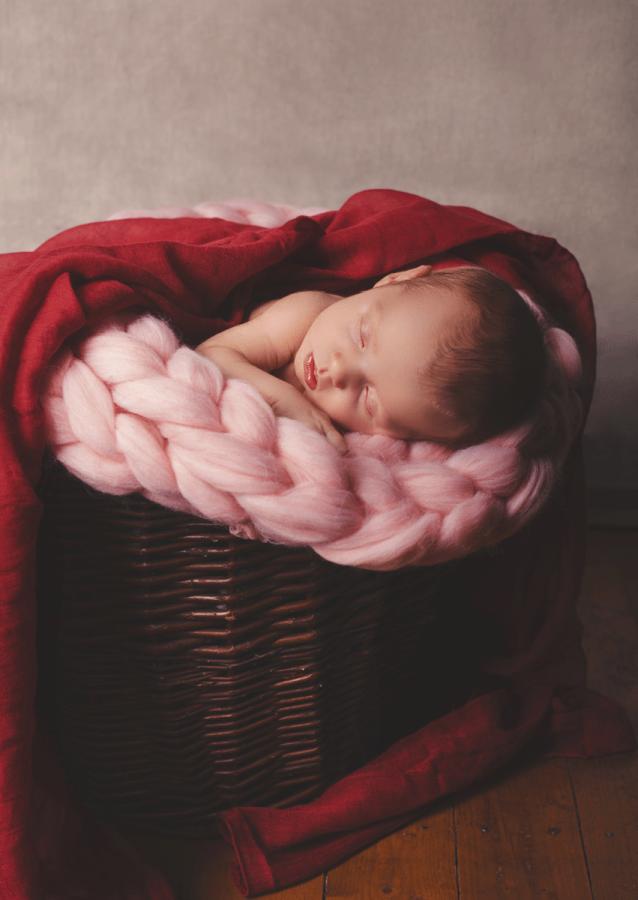 Newborn und Babyfotos in Würzburg